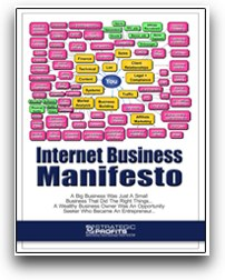 Internet Business Manifesto