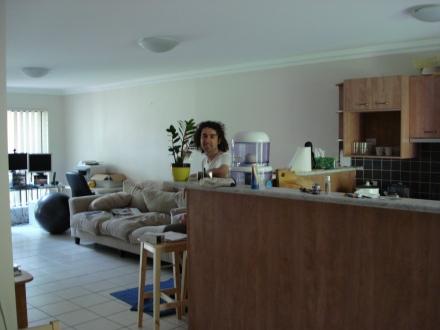 Inside Yaro's House