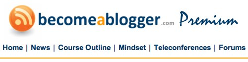 Become A Blogger Premium