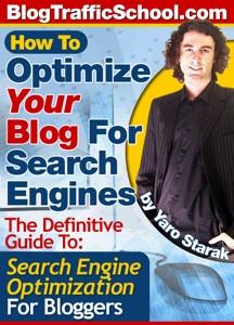 SEO For Blogs by Yaro Starak