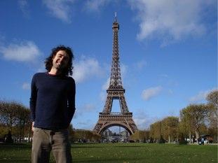 Yaro in Paris