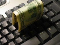 Chasing the dollar online