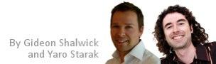 Gideon Shalwick and Yaro Starak