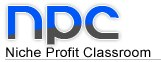 Niche Profit Classroom Logo