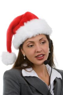 Customer Service Christmas