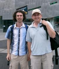 Darren and Yaro