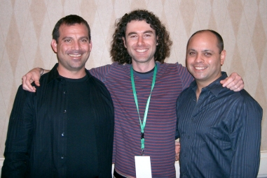 Mike Filsaime, Yaro Starak and Rich Schefren