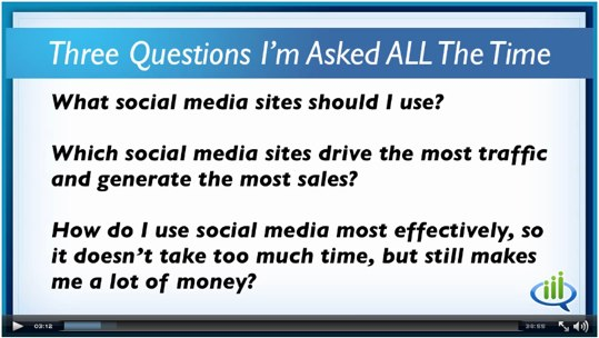 Common Questions About Social Media