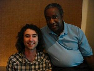 Willie Crawford and Yaro Starak