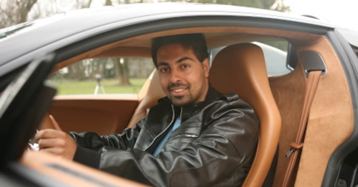 Alborz Fallah: The Million Dollar Car Blogger