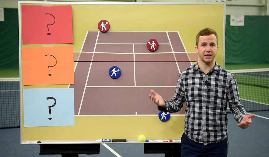 Will Hamilton Reveals How He Makes Six Figures Online Teaching Tennis
