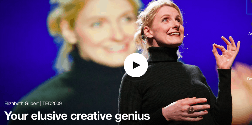 The Top 10 List Of TED Talks On Creativity