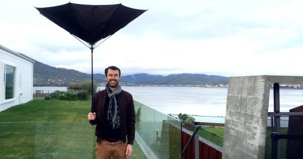 Umbrella Yaro (Mona Tasmania)