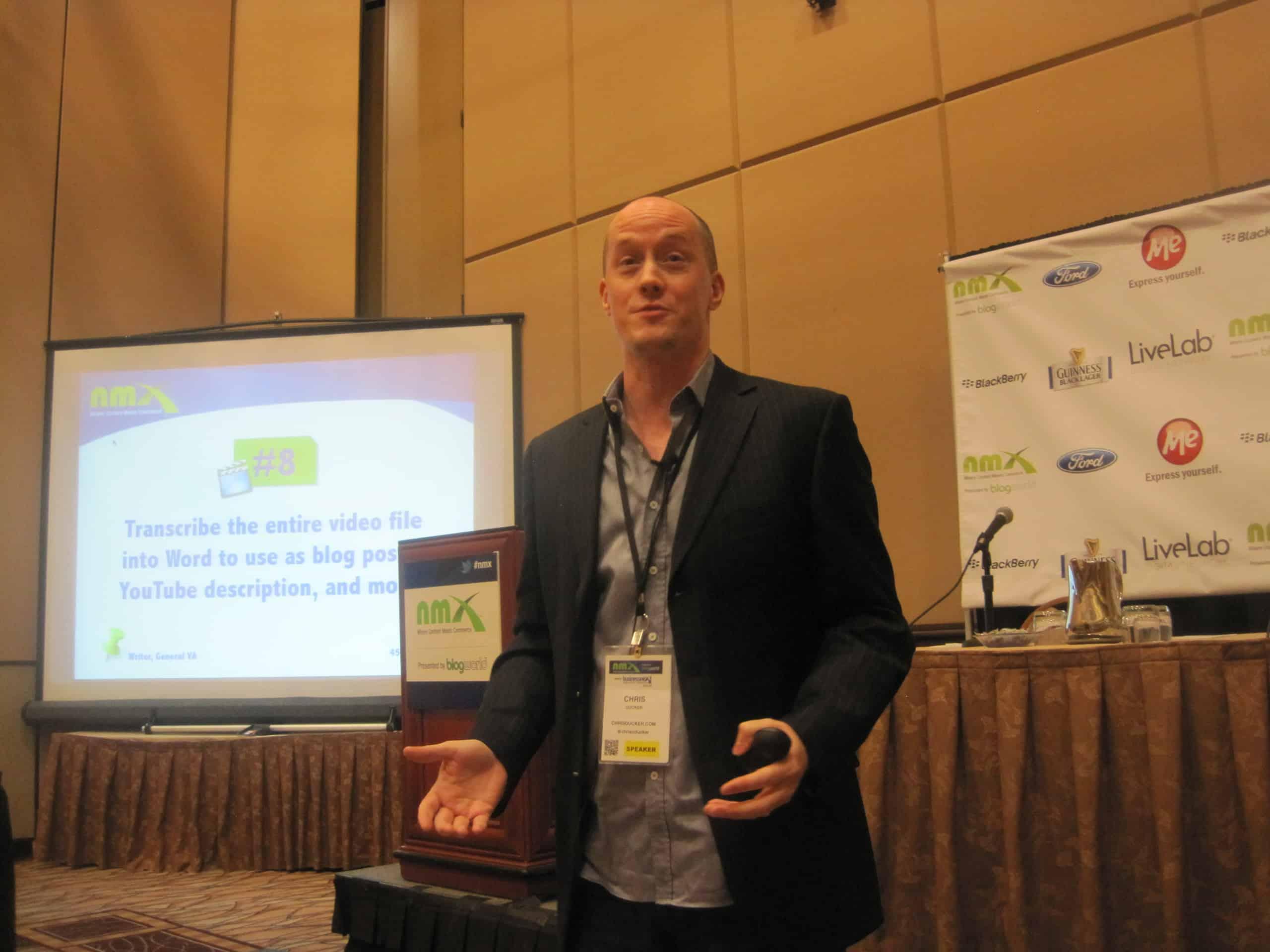 Chris Ducker Virtual Staff Finder