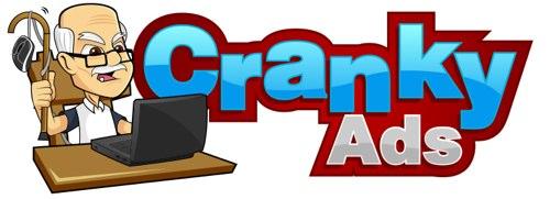 CrankyAds.com Logo