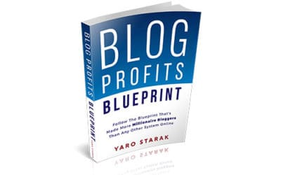 The Blog Profits Blueprint: How To Make $10,000 Per Month, 'Working' On Your Blog Only 2 Hours Per Day