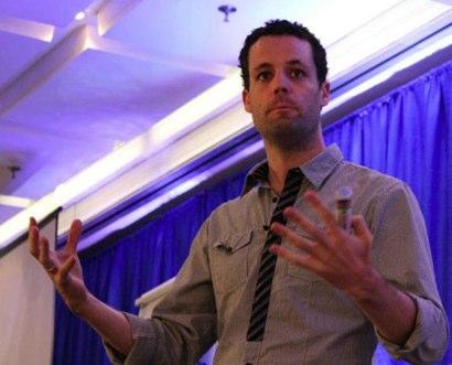 Melbourne Entrepreneur Pete Williams from Profit Hacks