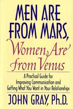 John Grey's Men Are From Mars, Women Are From Venus Guide To Relationships