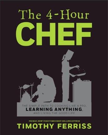 "Timothy Ferris New Book ""The 4-Hour Chef"""