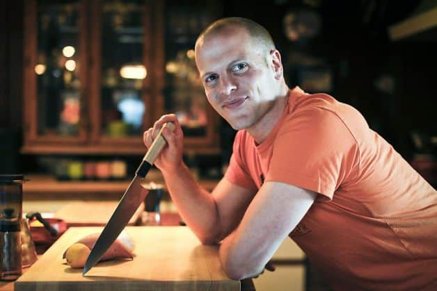 Tim Ferriss Cooking