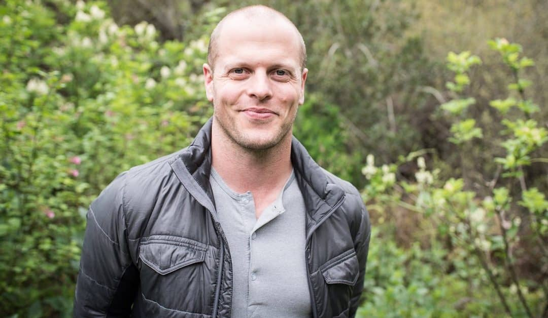 "Tim Ferriss Talks About His Latest Book ""The 4-Hour Chef"", How To Learn Anything In Half The Time And Why He Went To Sniper School"