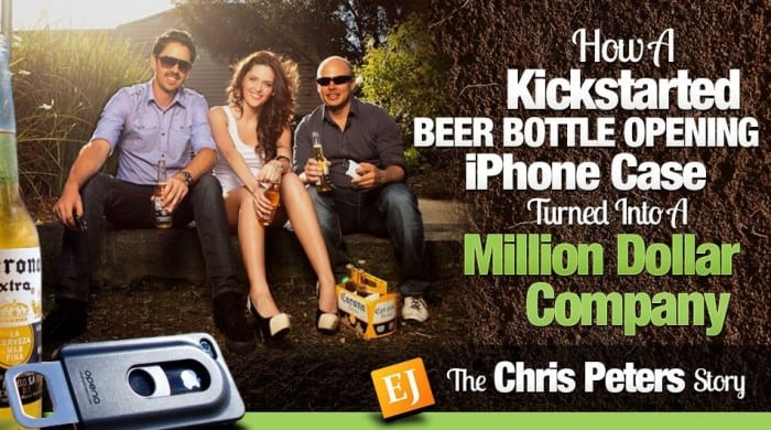 How A Kickstarted Beer Bottle Opening iPhone Case Turned Into A Million Dollar Company
