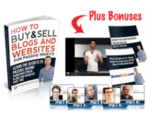 How To Buy And Sell Blogs E-Guide With Bonuses