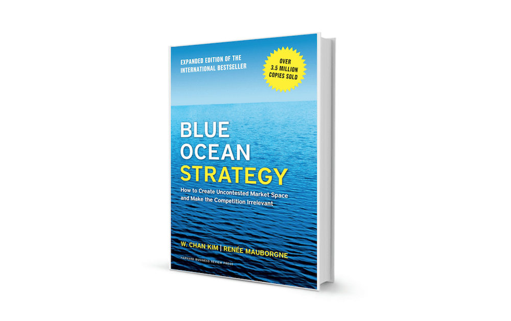 How Blue Oceans And Disruptive Innovation Can Be Your Path To Startup Success