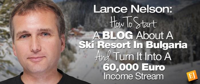Lance Nelson