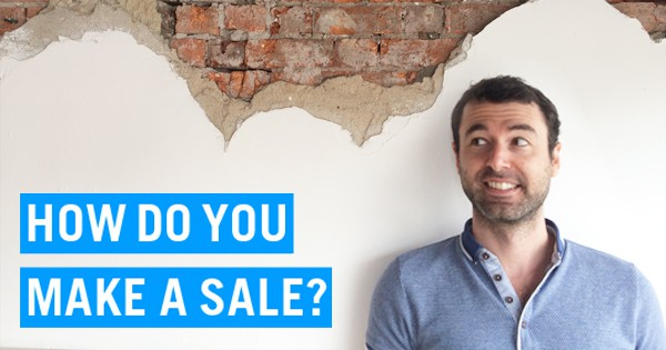 How Do You Make Sale