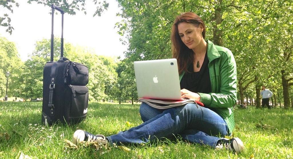 Natalie Sisson Suitcase Entrepreneur
