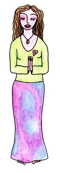 Leonie Dawson Drawing