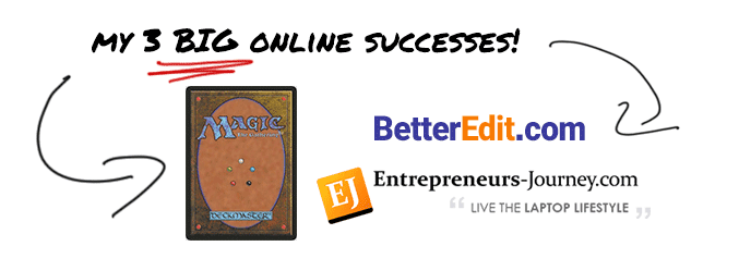 my online success