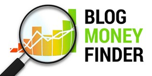 The Blog Money Finder