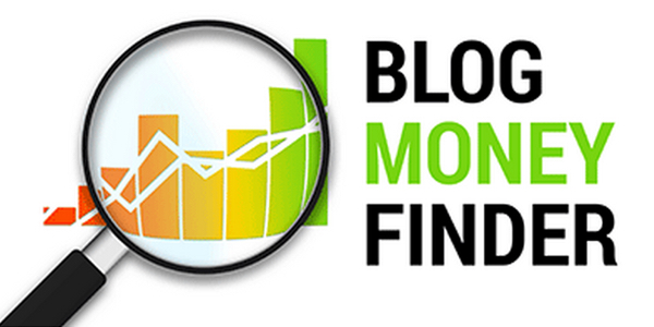 The Blog Money Finder