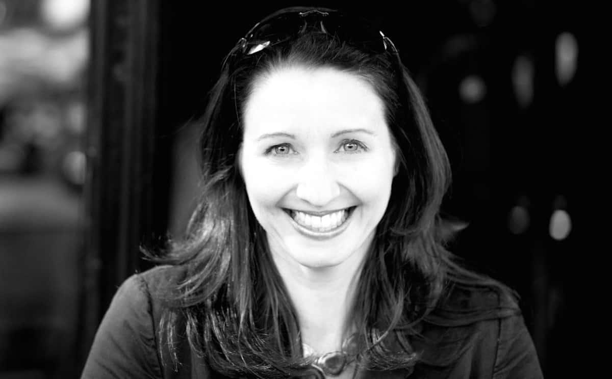 Joanna Penn Smiling