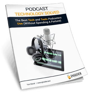 Podcast Technology Solved