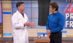 Perry Romanowski on Dr Oz