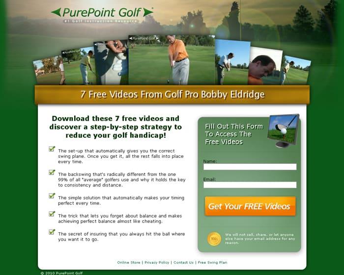 Golf Optin