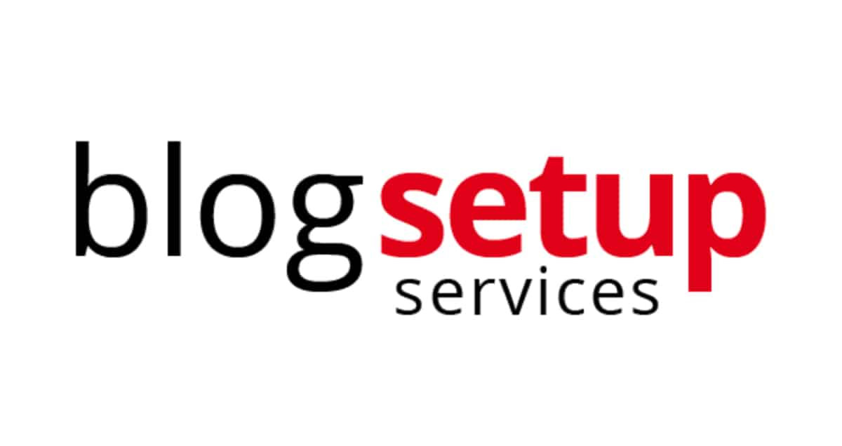 blog-setup-services