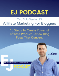 Affiliate Marketing For Bloggers Handout