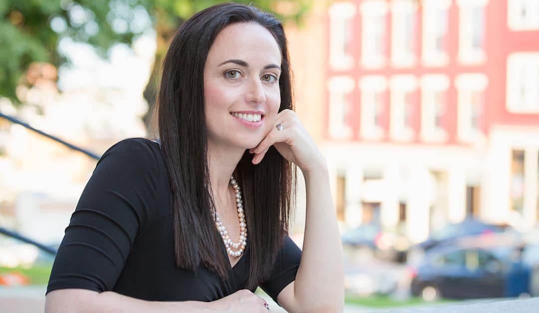 Amy Morin: How Publishing One Incredibly Popular Article Led To A Million Dollar Writing And Speaking Business
