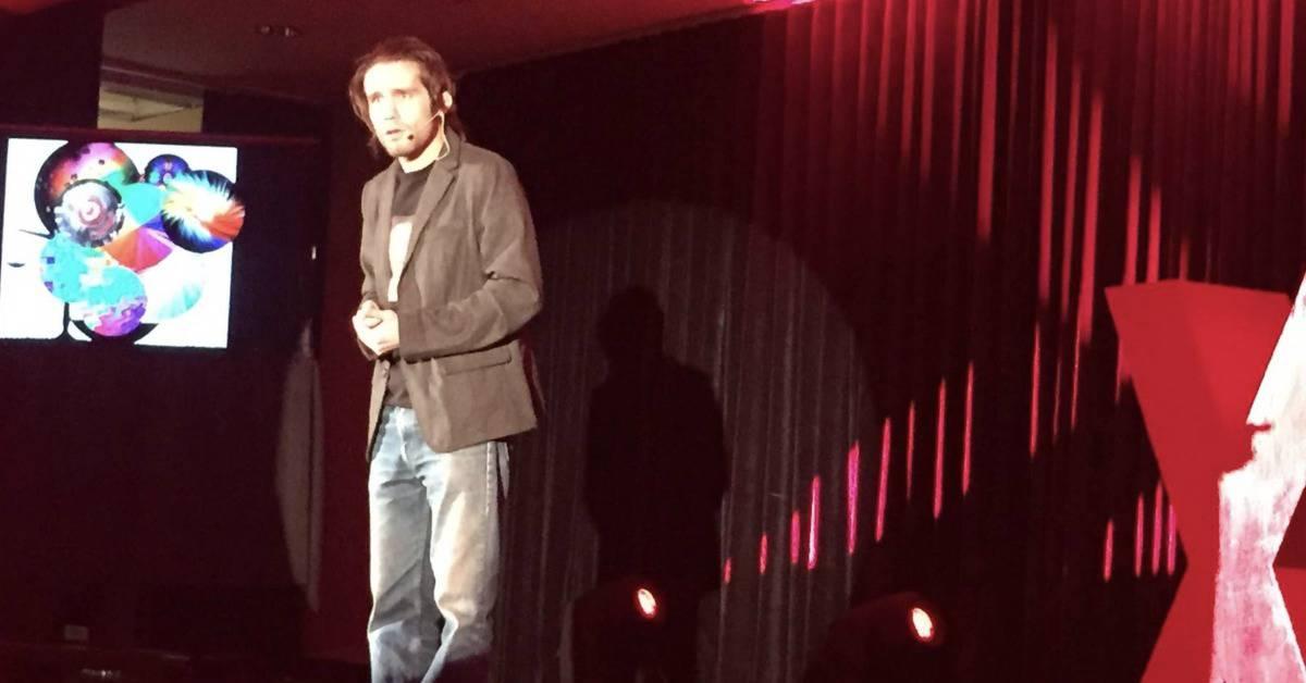 Dan Faggella Ted X Talk