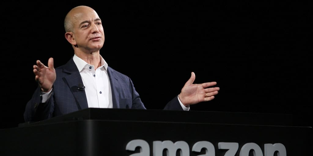 How Amazon Founder Jeff Bezos Creates 'Closed Ecosystems' To Dominate Markets (And You Can Too)