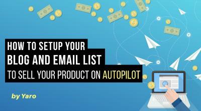 2 Week Email Sales Campaign