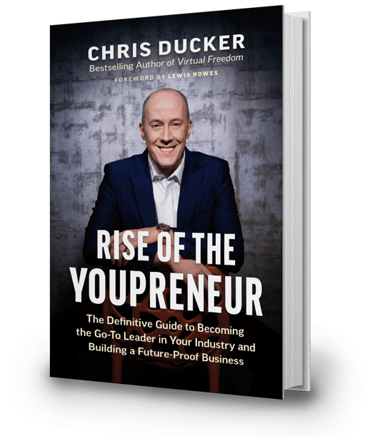 Rise Of The Youpreneur Book