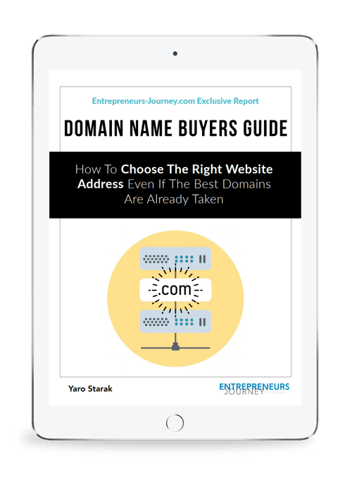 Domain name buyers guide