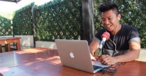 Jay Wong: Founder Of 'The Inner Changemaker' Show Explains The Story Behind His $20,000/Month Podcast