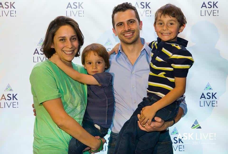 Ryan Levesque & Family