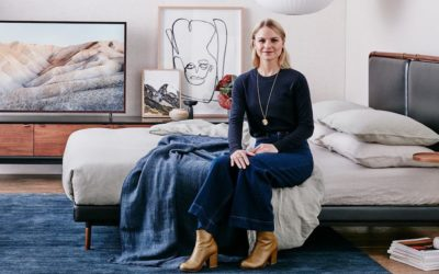 Christina Symes: Aussie Completes Elite Interior Design Course In Florence Then Launches 'We Are Triibe', One Of The Fastest Growing Design Firms In Australia